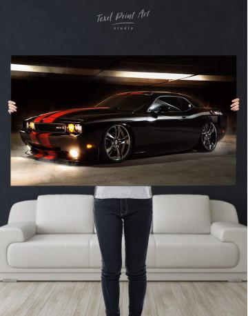 Dodge Challenger Canvas Wall Art - image 2