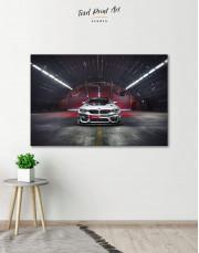 BMW M4 Canvas Wall Art - Image 0