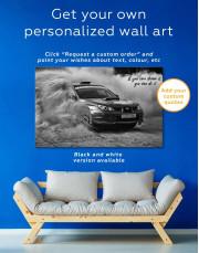 Subaru Impreza WRX STi Rally Canvas Wall Art - Image 5
