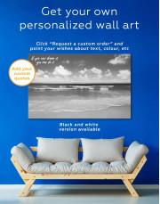 Paradise Beach Canvas Wall Art - Image 5