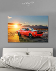 Ford Mustang Canvas Wall Art - Image 0