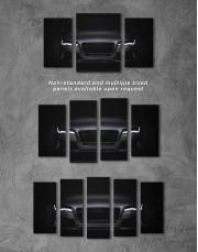 Audi RS7 Sportback Canvas Wall Art - Image 2