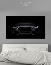 Audi RS7 Sportback Canvas Wall Art - Image 0