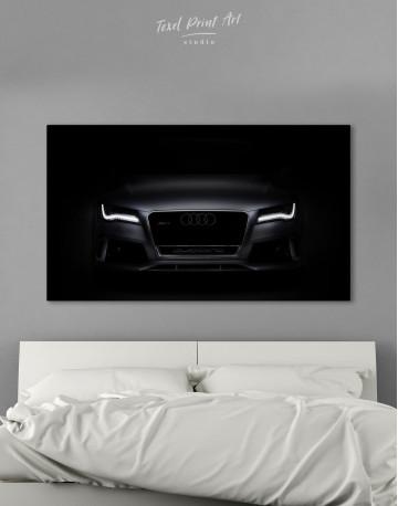 Audi RS7 Sportback Canvas Wall Art