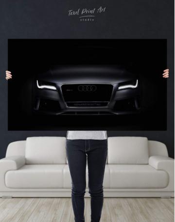 Audi RS7 Sportback Canvas Wall Art - image 4