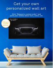 Audi RS7 Sportback Canvas Wall Art - Image 1
