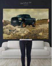 Dodge  Car    Print Canvas Wall Art - Image 2