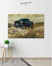 Dodge  Car Wall Art Canvas Print Canvas Wall Art
