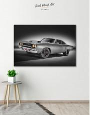 Plymouth Hemi Roadrunner Pro Touring Canvas Wall Art