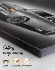 Plymouth Hemi Roadrunner Pro Touring Canvas Wall Art - Image 1