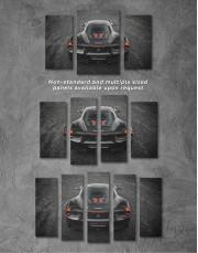 Ferrari 488 GTB Canvas Wall Art - Image 2