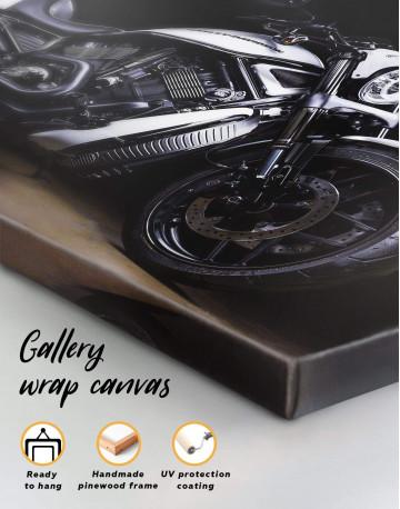 Harley Davidson V-Rod Muscle Canvas Wall Art - image 5
