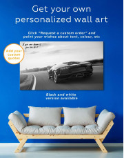 Lamborghini Aventador Canvas Wall Art - Image 1