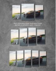 Lamborghini Aventador Canvas Wall Art - Image 2