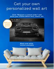 Lamborghini Huracan Performante Canvas Wall Art - Image 1