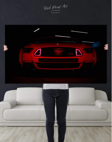 Ford Mustang RTR Canvas Wall Art - image 3