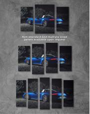 Porsche Targa 4 Canvas Wall Art - Image 2