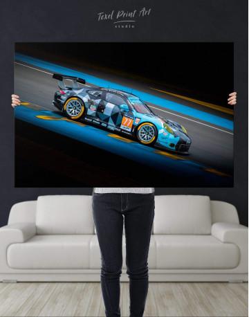 Touring Car Racing Canvas Wall Art - image 4
