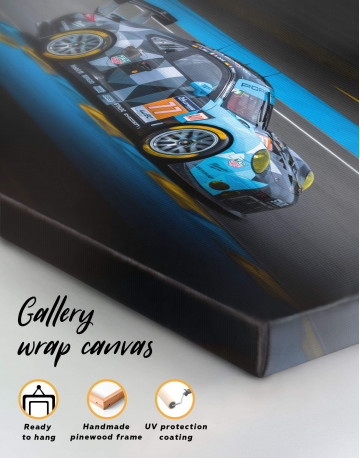 Touring Car Racing Canvas Wall Art - image 5