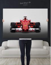 Ferrari SF70H Car Canvas Wall Art - Image 4