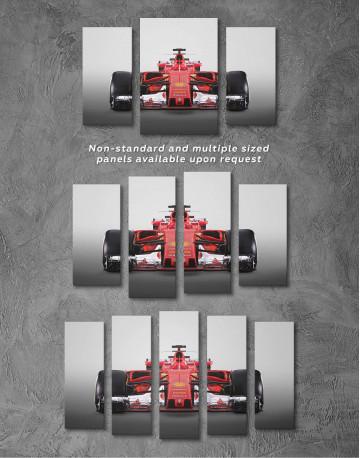 Ferrari SF70H Car Canvas Wall Art - image 2