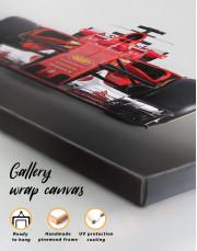 Ferrari SF70H Car Canvas Wall Art - Image 5
