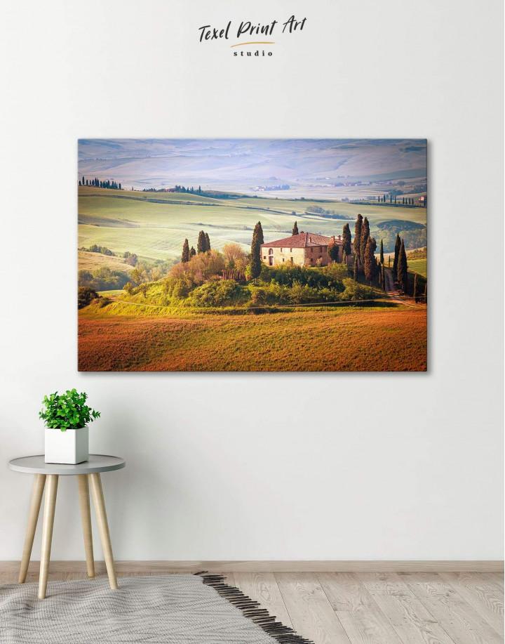 Chiana Valley Italy Canvas Wall Art