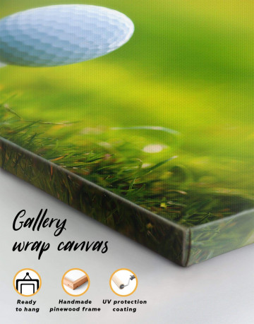 Golf Ball Canvas Wall Art - image 5