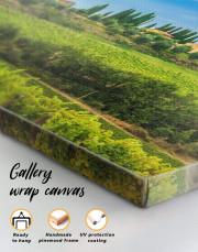 Tuscany Rural Italy Canvas Wall Art - Image 5
