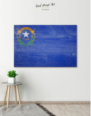 Flag of Nevada Canvas Wall Art - Image 5