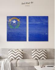 Flag of Nevada Canvas Wall Art - Image 8