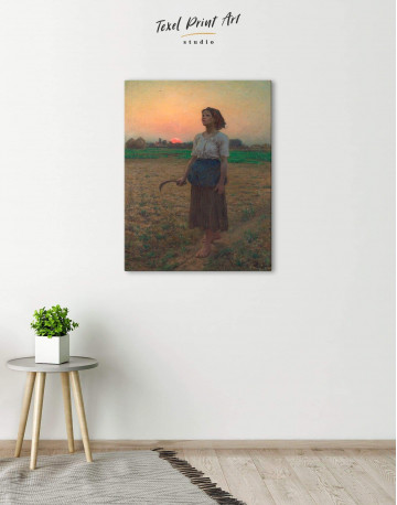 The Song Of The Lark Canvas Wall Art - image 1