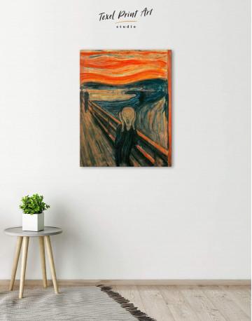The Scream Canvas Wall Art - image 4