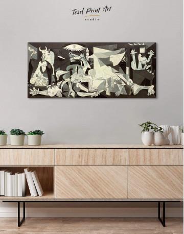 Guernica Canvas Wall Art - image 1