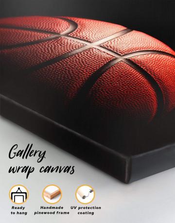 Basketball Ball Canvas Wall Art - image 5