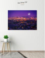 Skyline Phoenix Arizona Canvas Wall Art - Image 6