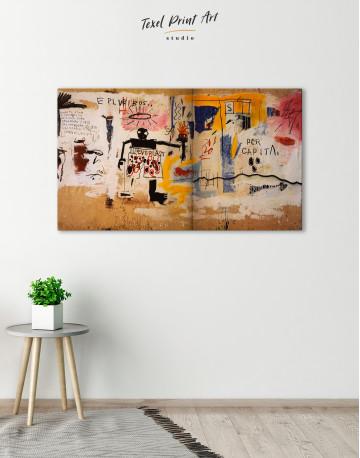 Per Capita Canvas Wall Art