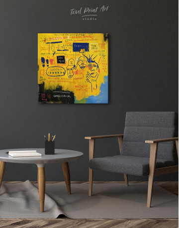 Hollywood African Canvas Wall Art - image 4