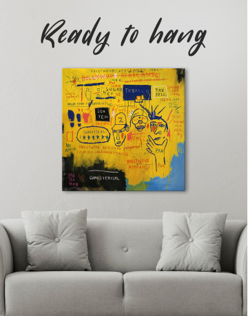 Hollywood African Canvas Wall Art - image 5