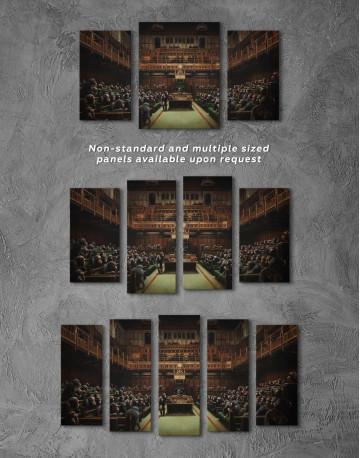 Devolved Parliament Canvas Wall Art - image 5