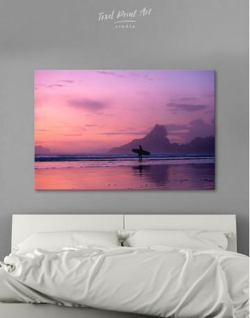 Beautiful Ocean Landscape Canvas Wall Art