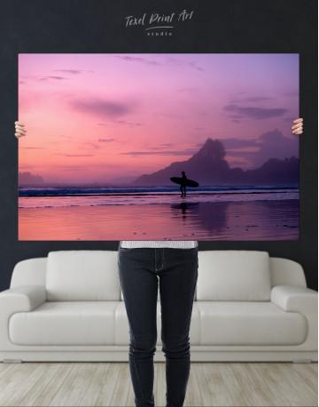 Beautiful Ocean Landscape Canvas Wall Art - image 8