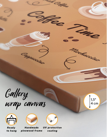 Coffee Time Canvas Wall Art - image 6