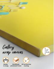 Kitchenware Canvas Wall Art - Image 2