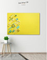 Kitchenware Canvas Wall Art - Image 4