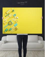 Kitchenware Canvas Wall Art - Image 9