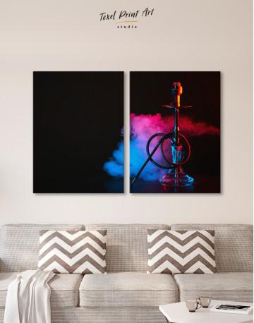 Hookah Photo Canvas Wall Art - image 2