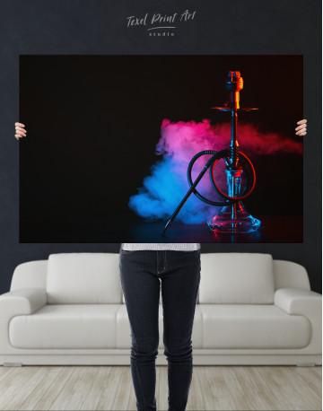Hookah Photo Canvas Wall Art - image 4