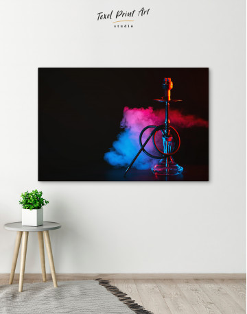 Hookah Photo Canvas Wall Art - image 6