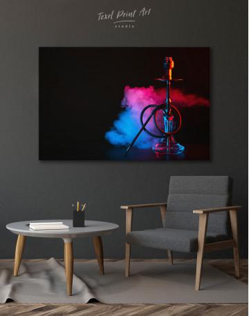 Hookah Photo Canvas Wall Art - image 9